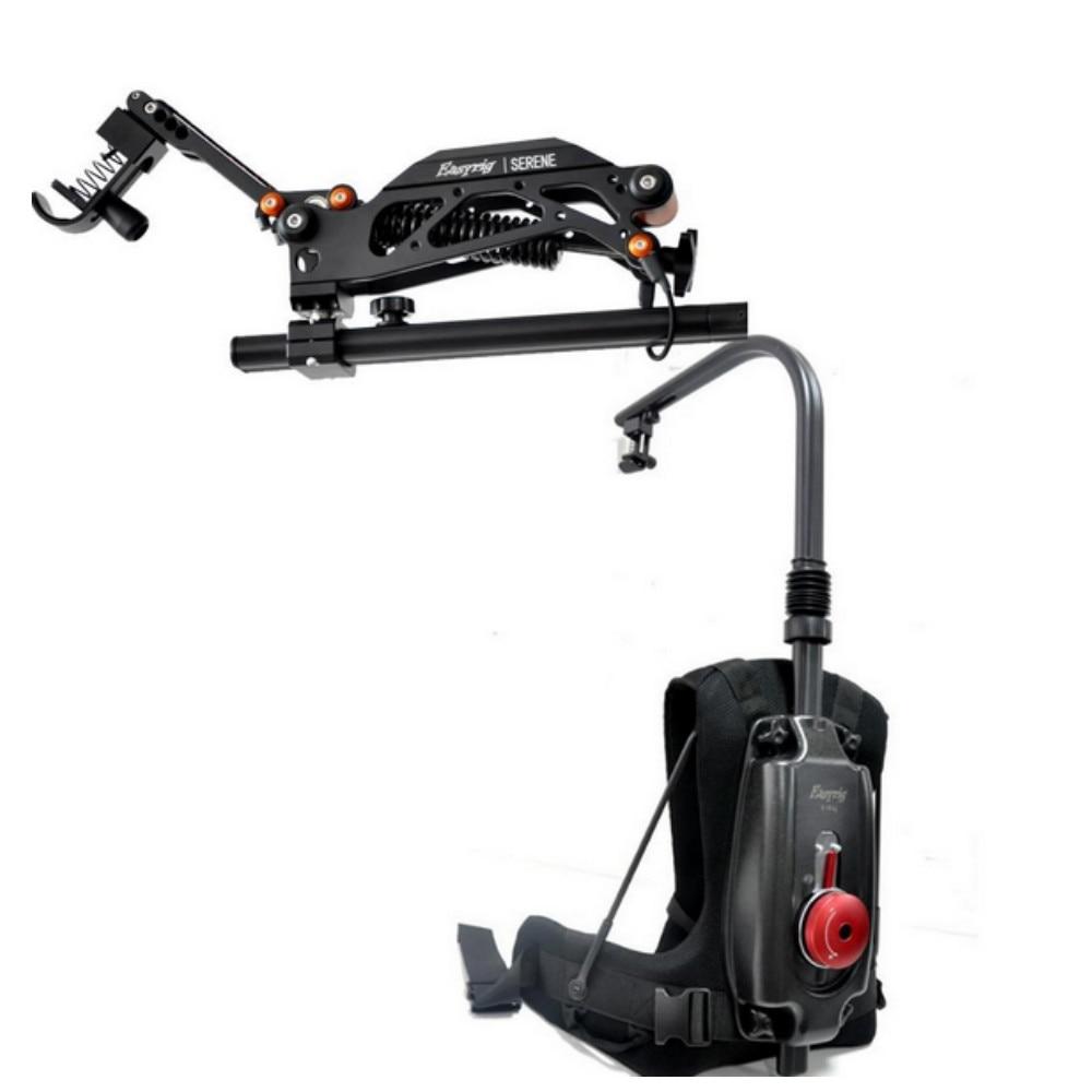 8 18KG Like EASYRIG Gimbal Support Vest rig easy rig with flowcine serene fishing arm for