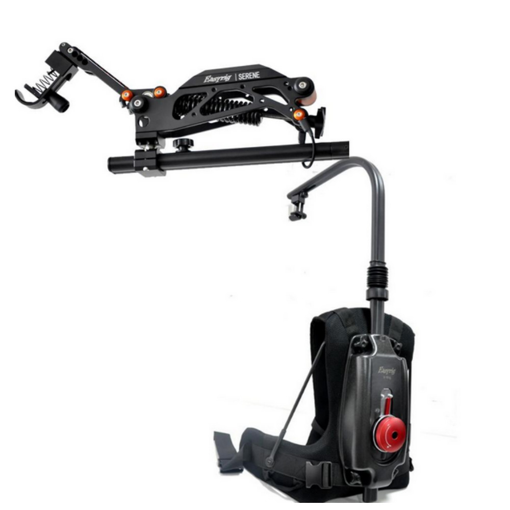 8-18KG Like EASYRIG Gimbal Support Vest rig easy rig with flowcine serene fishing arm for DJI Ronin 3 AXIS gimbal RED
