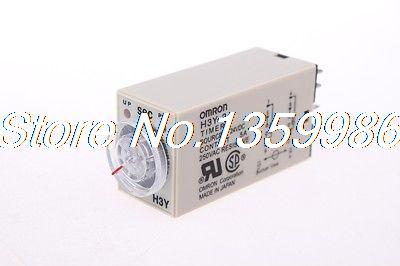 цена на 10pcs time timer relay 8pin H3Y-2 H3Y AC110V 5A 5.0-120Seconds 120S
