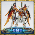 Dragon momoko mg 1/100 Mb version Destiny Gundam Heine Custom Platic Model Kit