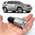 Dual usb cargador de coche 2.1 v cargador de coche de doble puerto de carga universal cargador de teléfono móvil para el uso del coche kit de coche