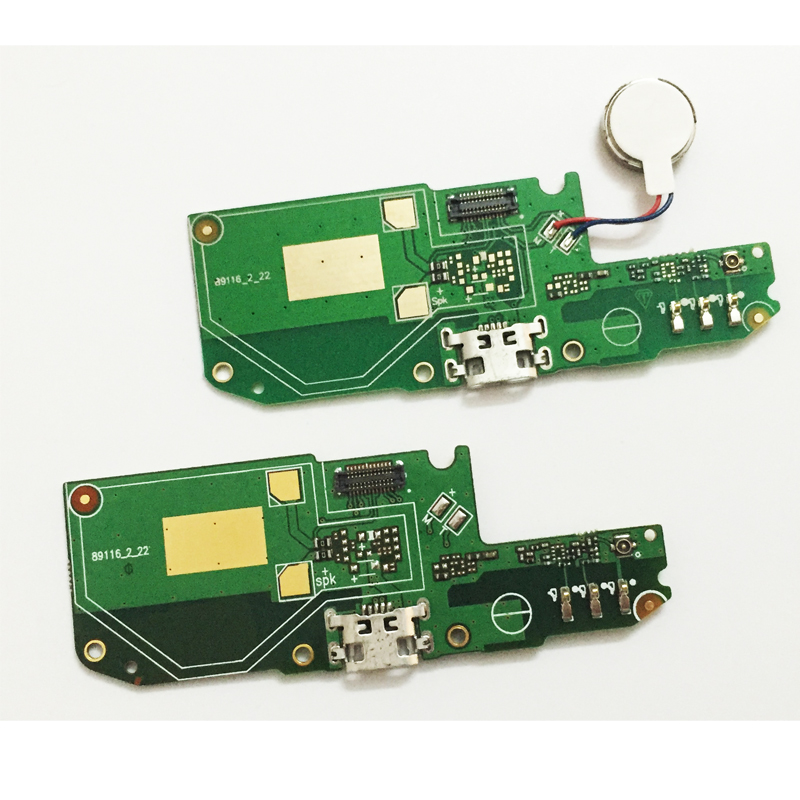 New USB Flex Cable For ASUS Zenfone GO TV 5.0 ZB500KL Micro Dock Charger Charging Port Flex Cable With Vibrator