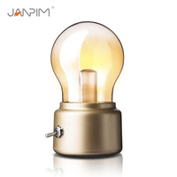 LED Novelty Lighting gift ideas christmas outdoor decoration light bulb light house of novelty Rechargeable night light