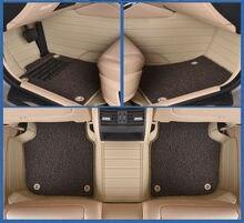 Alfombras alfombras de automóviles para honda fit odyssey cr-v accord CIVIC corriente CIUDAD Patrulla Civil 350Z murano Búsqueda Fuga de Jazz AJUSTE