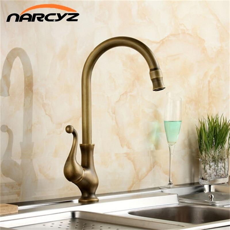 Bathroom Basin Faucet Design Crane Antique Brass Mixer Tap XR GZ 8122