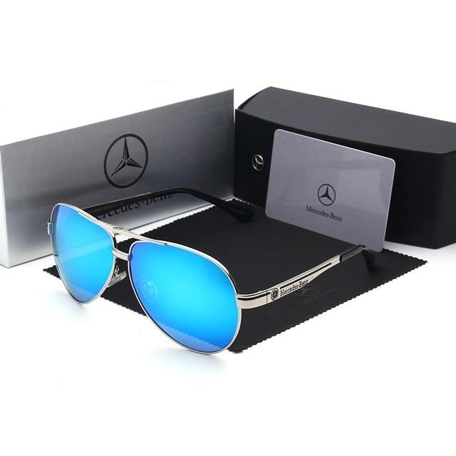 Men Aviator Sunglasses 2017 Brand Design Driving Polarized Women Sun Glasses Male Eyewear High Quality Fashion UV With brand box
