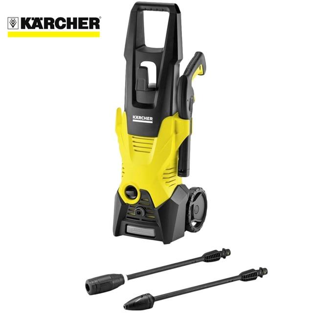 Мойка высокого давления KARCHER K 3 (Мощность 1600 Вт, длина шланга высокого давления 6