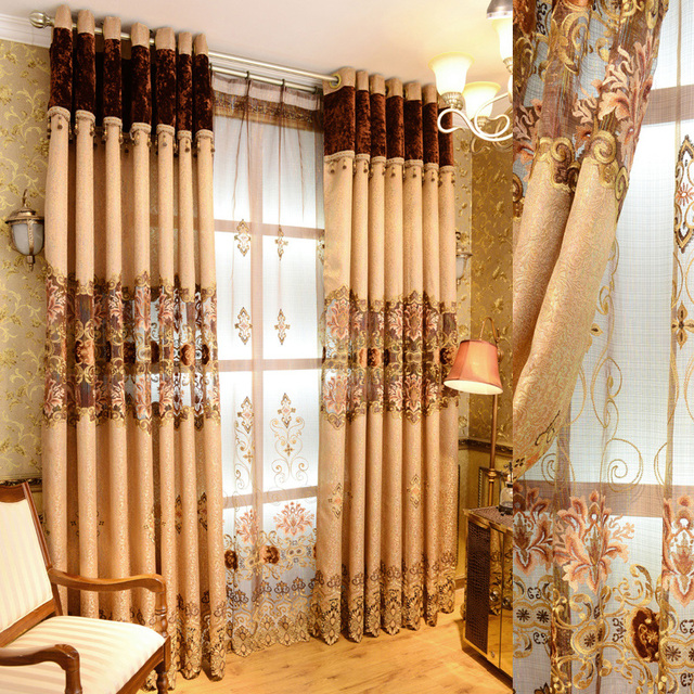 Buy 2017 new curtains for dining living New curtain design 2017