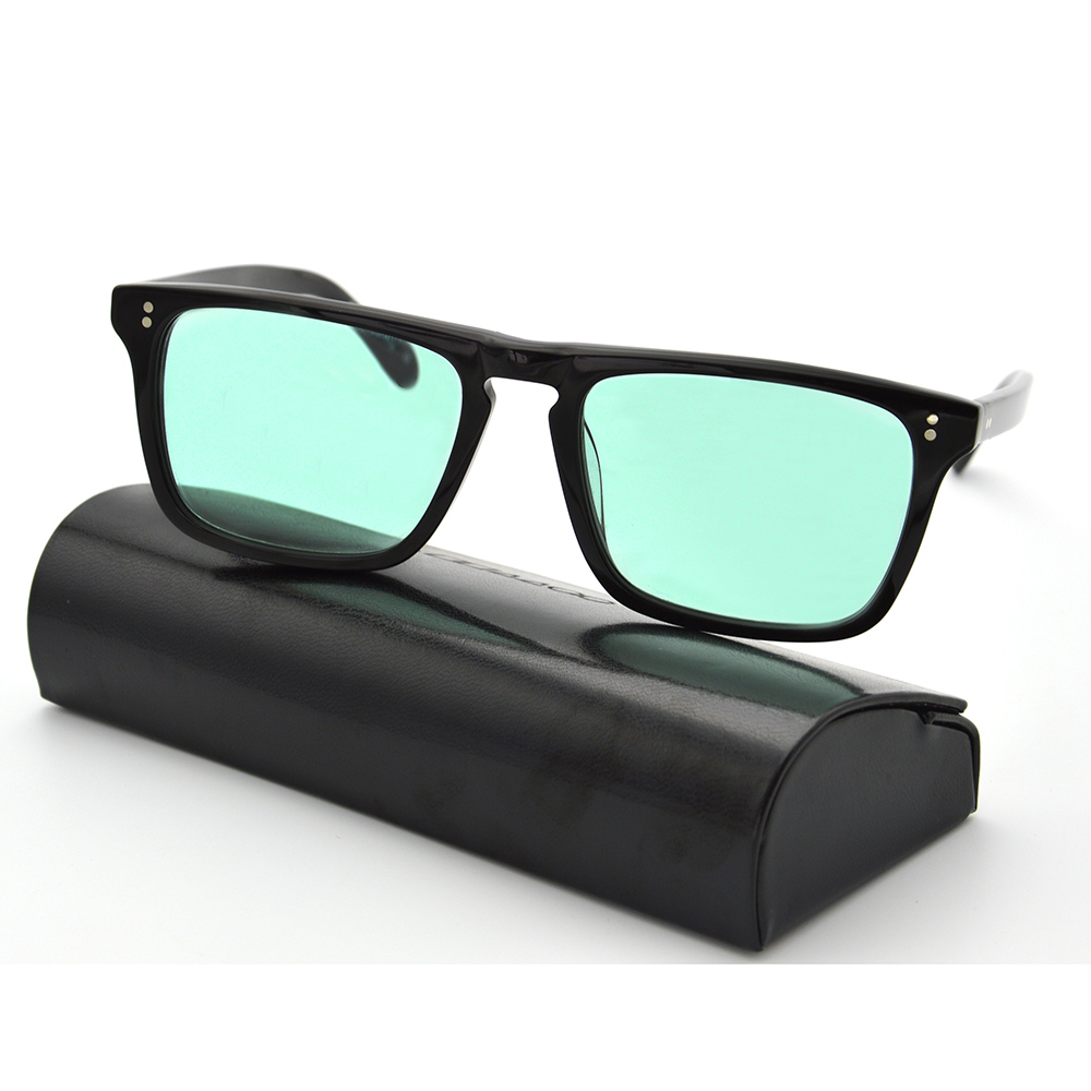 Men Sunglasses Brand Designer 2019 Robert Downey Sunglasses for Red Lenses Fashion Retro Acetate Frame with