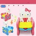 Aumentar el número de los niños se sientan implementar los niños y niñas de dibujos animados multifuncional taza del inodoro bebé