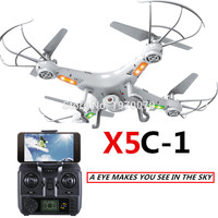 X5C X5C 1 2.4G RC Helicopter Quadcopter Drone With/ Without Camera or Wifi Camera Headless Mode Auto Return Mode