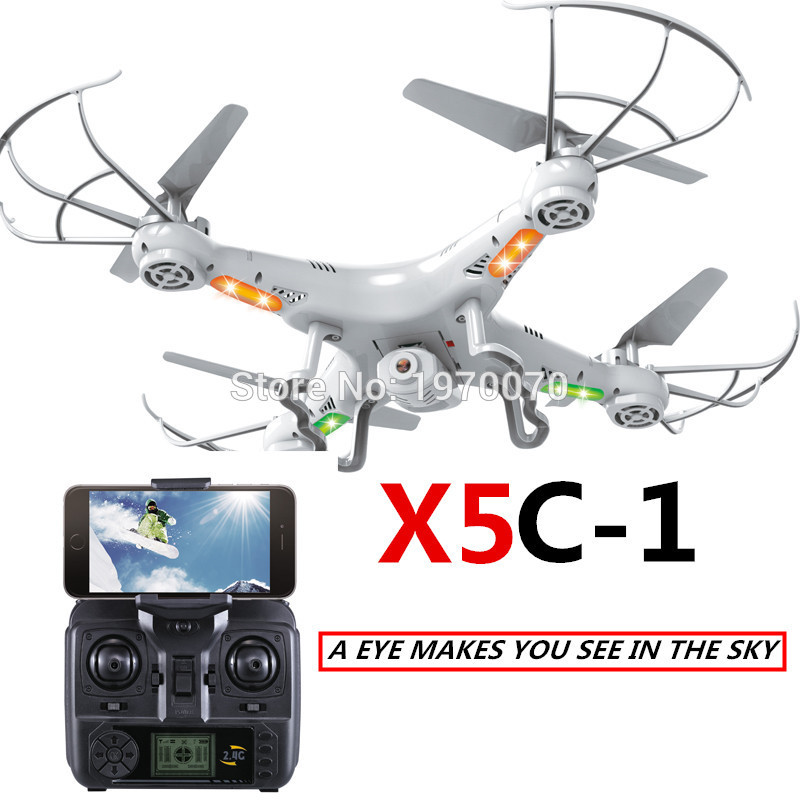 X5C X5C-1 2.4G RC Helicopter Quadcopter Drone With/ Without