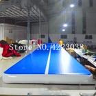 ①  Насос 11   2   0 2 м Надувной тренажерный зал Коврик для воздушной дорожки Пол Гимнастика Airtrack Ч ①