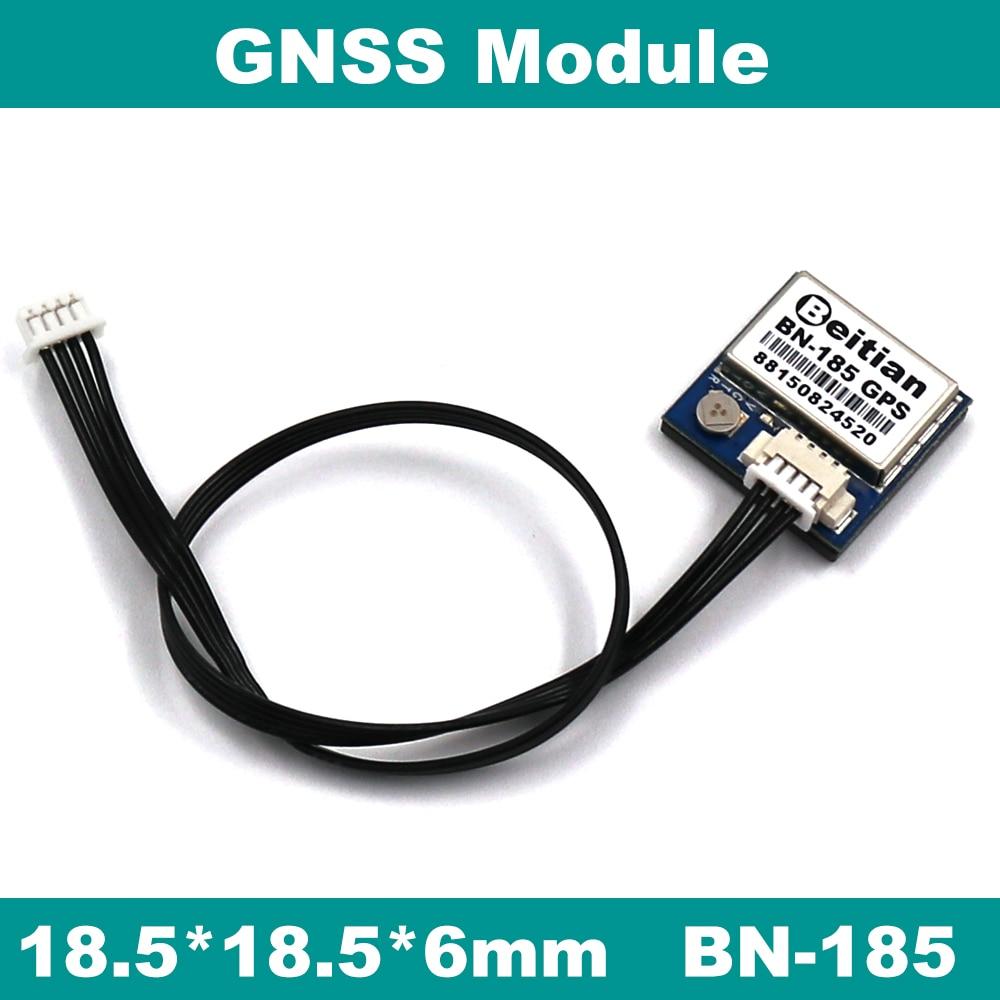 BEITIAN Gps-Module Gps Glonass Dual BN-185 Ttl-Level Built-In-Flash