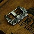 Maikes acero inoxidable 316L del reloj correa de cierre 22 mm 24 mm 26 mm cepillado implementación de correa de reloj hebilla para Panerai