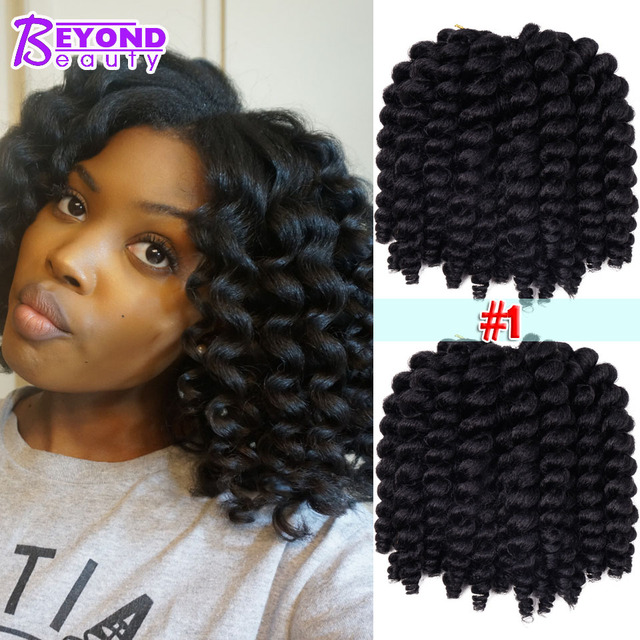 6 Jumpy Wand Curl Braids Hair 22roots Jamaican Bounce