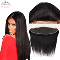 8A Brazilian Straight Frontal Closure  Ear to Ear Lace Frontal Closure 13x4 Straight Frontal Brazilian Frontal with Baby Hair