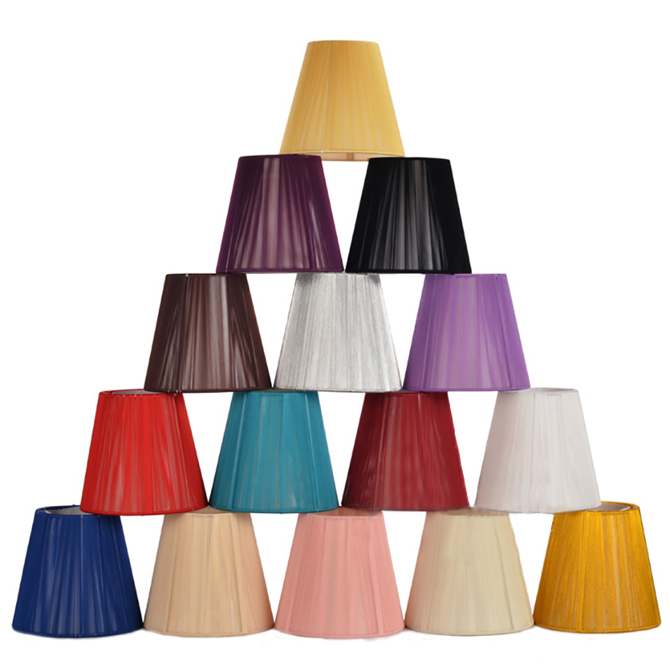 Frled Art Deco Lampshades Forcrystal Lamp Lampcover