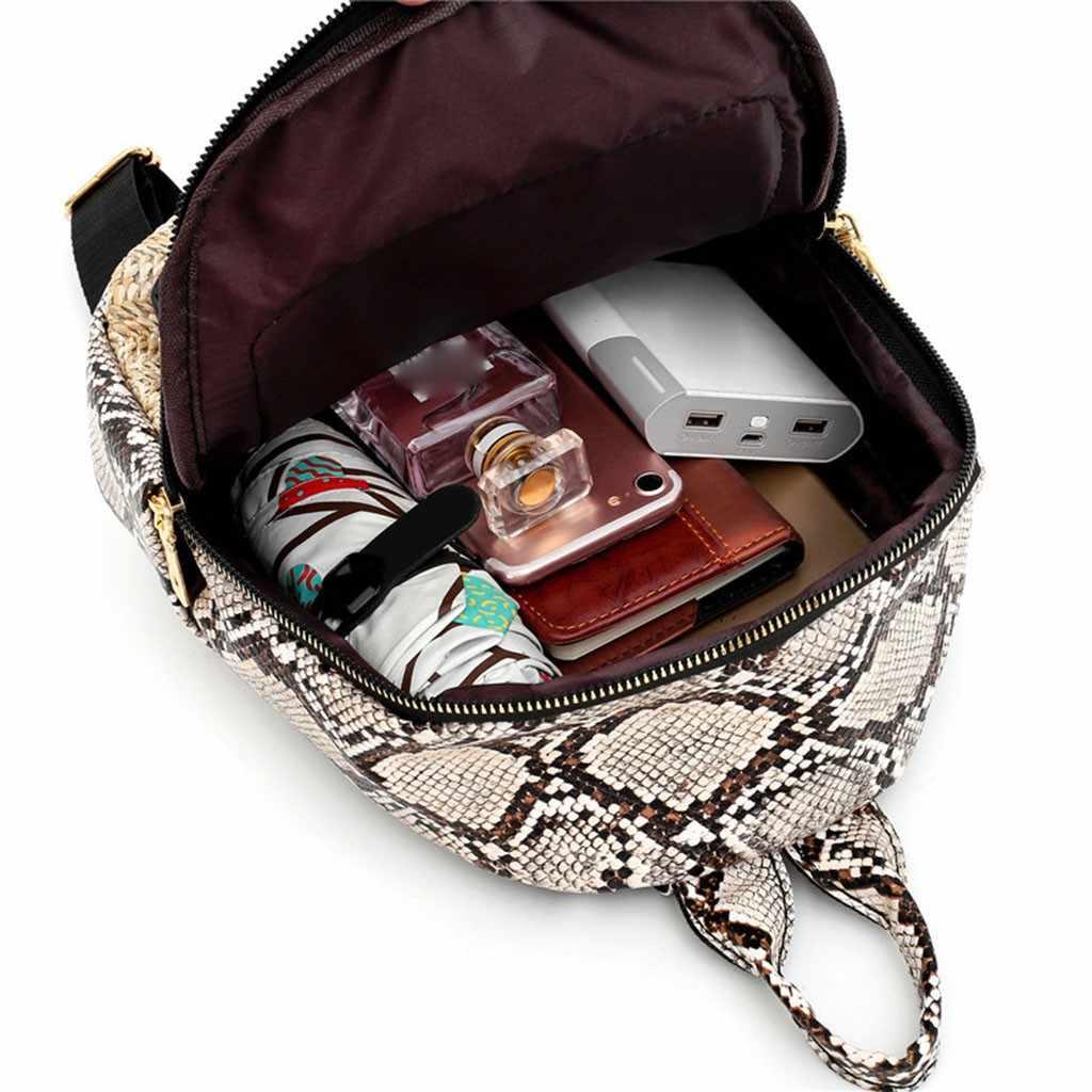 Рюкзак женский школьный рюкзаки женские рюкзаки для девочек подростков Лоскутная соломенная сумка на плечо повседневные сумки G0619 #10