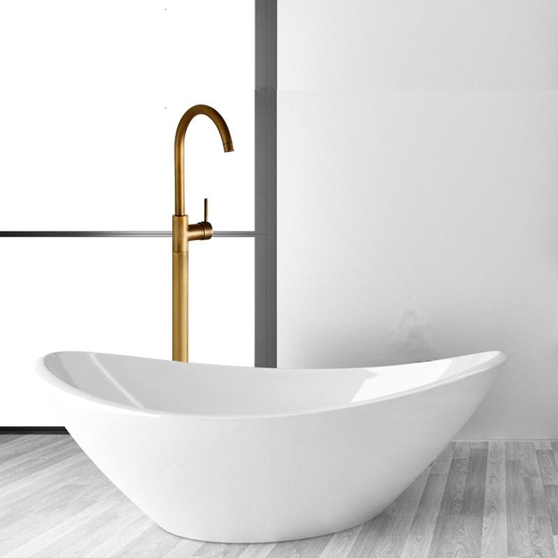 Bathroom Tub Sink Faucet Single Handle
