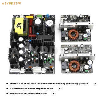 2CH ICEPOWER250A Digital Power amplifier board module+600W switching power board - DISCOUNT ITEM  5% OFF All Category