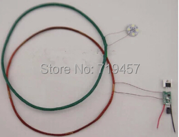 Бесплатная доставка 1 м на большие расстояния беспроводной зарядки модуль высокой мощности беспроводной передачи модуль