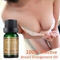 1 pc Óleo 100% Vegetal Natural Eficaz Bundas Enhancer Creme Da Ampliação Do Peito Grande Alargamento Busto busto grande creme de Óleo de Massagem Z25
