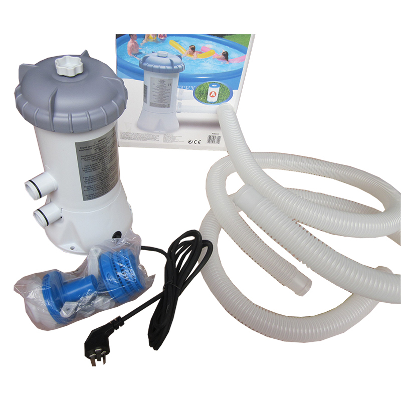 Intex Swimming Pool Large Pool Circulating Pump Filter Water Pump Water Purifier 220v In