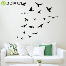 wall Wall Birds stickers