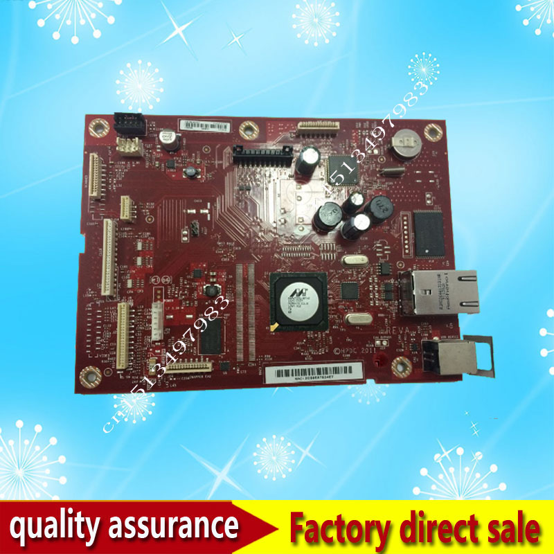 FORMATTER PCA ASSY Formatter Board logic Main Board MainBoard mother board for HP Laserjet Pro MFP M521DN 521 M521DW A8P80-60001 industrial equipment board pca 6114p10 b rev b1