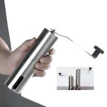 Manuel Paslanmaz Çelik Kahve Değirmeni Taşınabilir kahve çekirdeği değirmeni