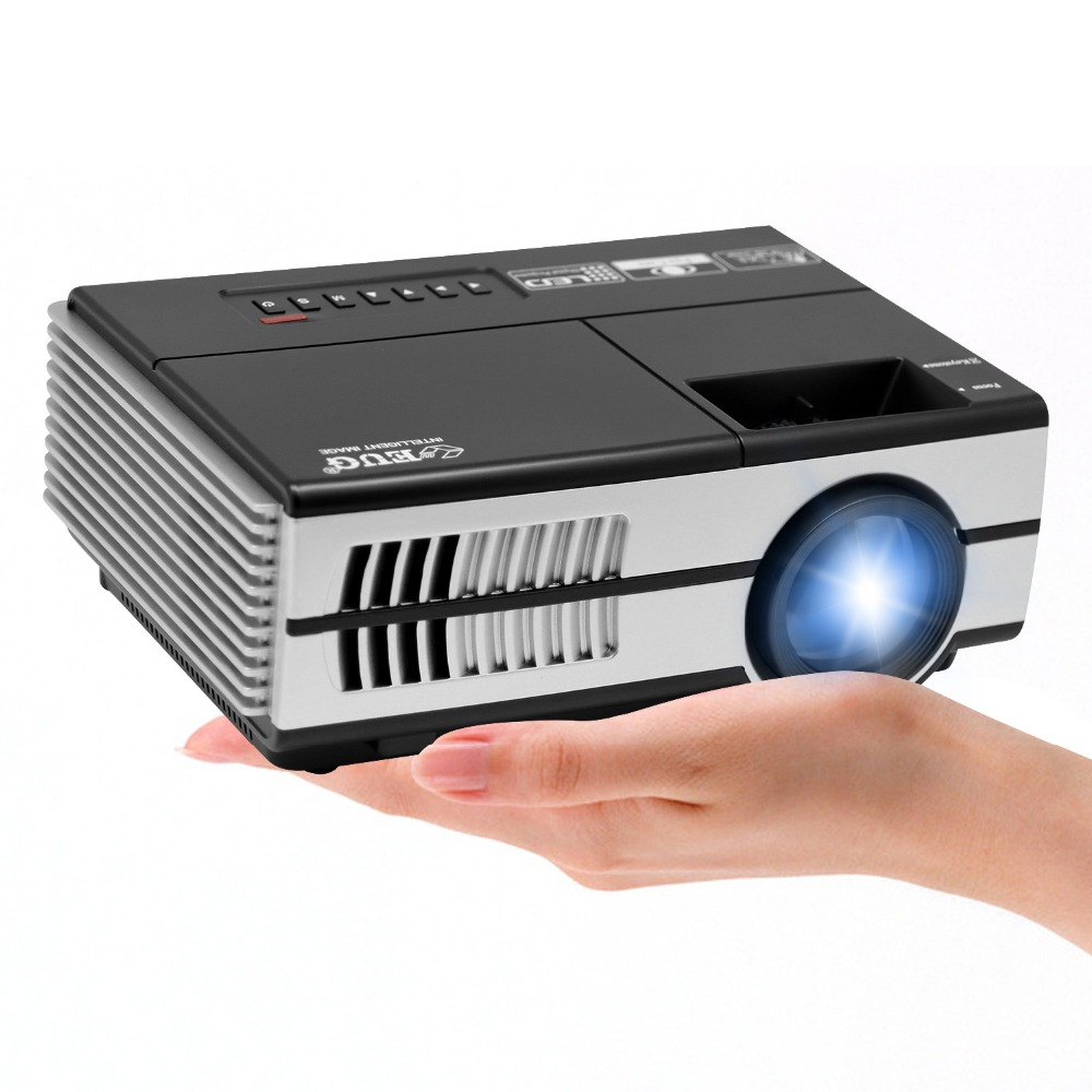 Led Lcd Projector X7 Home Cinema Theater Multimedia Led: Original Mini Projector Full Hd 1080p Video LED Projector