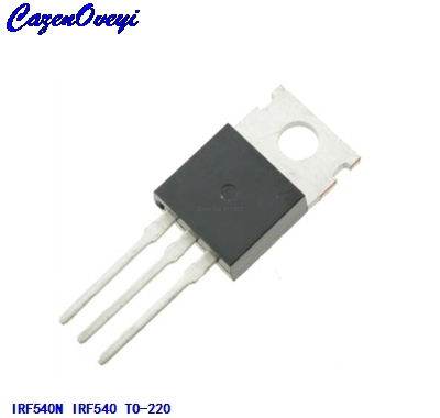 10pcs/lot IRF540NPBF IRF540N IRF540 TO-220 100V 33A MOS transistor N channel new original In Stock10pcs/lot IRF540NPBF IRF540N IRF540 TO-220 100V 33A MOS transistor N channel new original In Stock