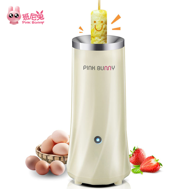 Electric Egg Master For Omelette Rolling Mini Family Breakfast Bolier Cooking Pot Egg Roll Maker Hot Sale High Quality