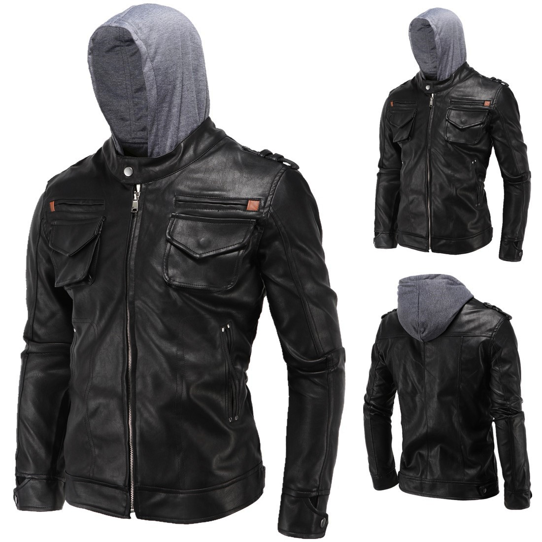 Online Get Cheap Leather Hunting Jacket -Aliexpress.com | Alibaba ...