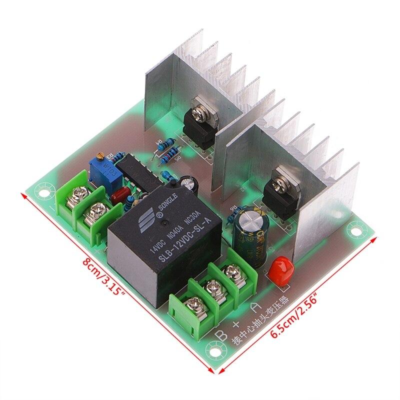 300W Inverter Drive Board DC 12V to AC 220V Inverter Drive Cord Transformer Low Frequency Inverter W315