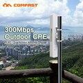 COMFAST CF-E312A 5.8 Г Беспроводной открытый CPE poe wi-fi точки доступа, Антенны wi-fi маршрутизатор 300 М Усилитель repetidor wifi приемник