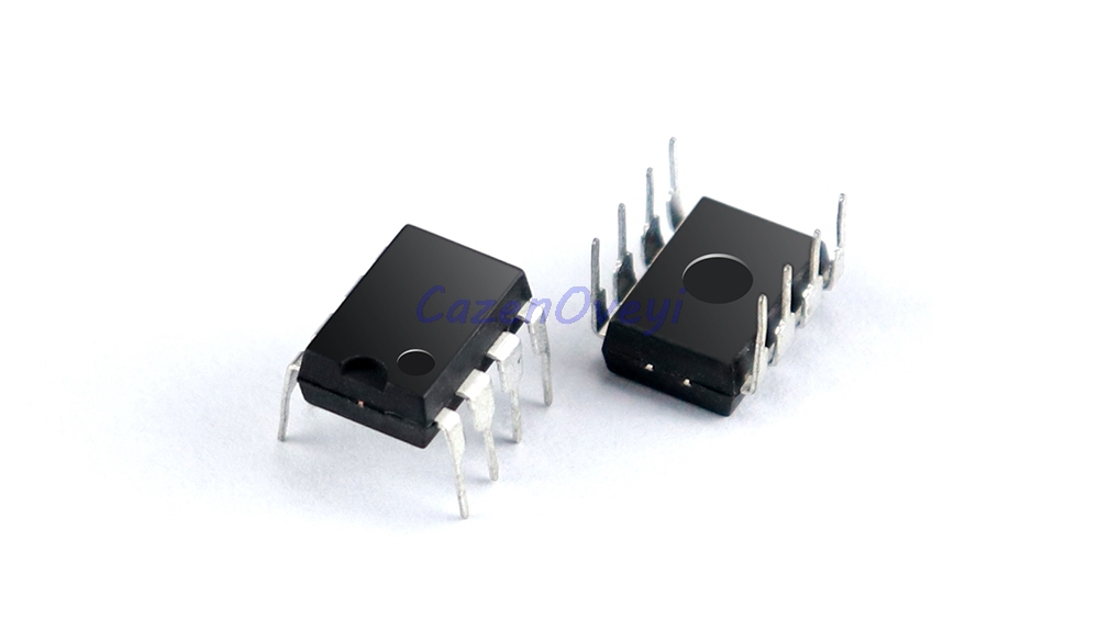 10pcs/lot UC3843BN UC3843B UC3843 3843 DIP-8 In Stock