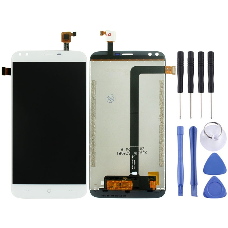iPartsBuy High Quality LCD Screen and Digitizer Full Assembly Lcd Replacement Glass for Doogee X30 With Tool