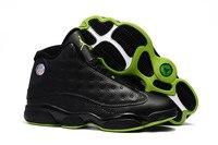 2017 Jordan Air Retro Basketball Shoes High Top Sneakers Cushion Basketball Shoes Jordan 13 For Men