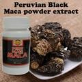1 lote = 2 botellas de polvo de MACA orgánica extractos de raíz de Maca Peruana negro tabletas de suplemento de salud masculina