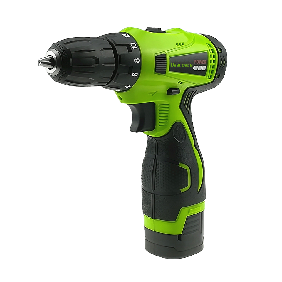 16.8V Household Double Speed Cordless Drill Electric Screwdriver Rechargeable Power Tools One Lithium Battery Carton lanneret 18v lithium ion battery 2 speed cordless drill electric screwdriver household rechargeable drill tools