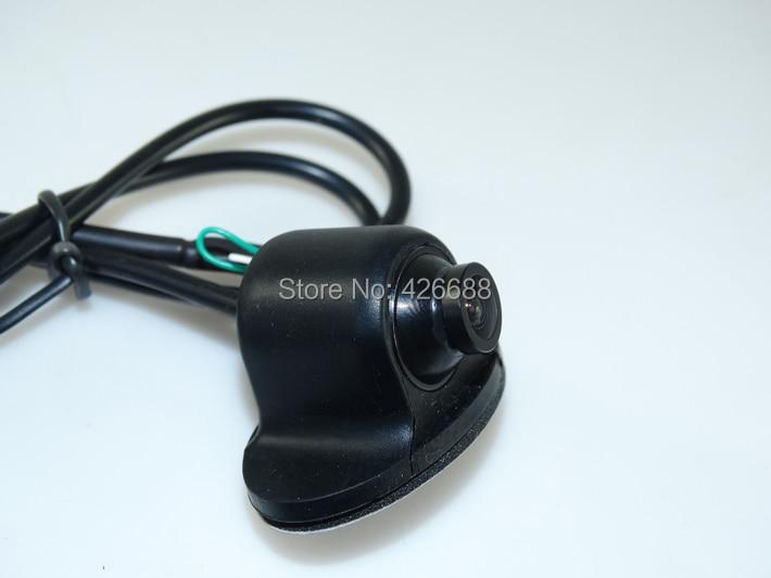 Жарнамалық камералар Mini CCD HD түнгі - Автокөліктің ішкі керек-жарақтары - фото 5
