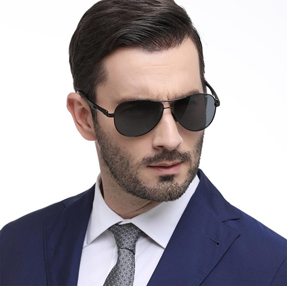 f9ef15060f619 CAPÍTULO Os. Melhor Os Raios Da Aviação de Design da marca Óculos De Sol  Dos Homens Polarizados Condução óculos de Sol Clássicos Hipster Masculino  zonnebril ...