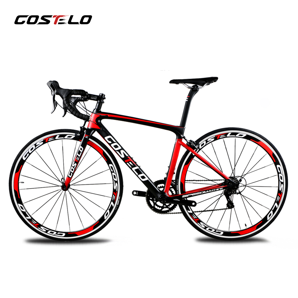 2019 Costelo Speedmachine Carbon Road Bicycle Complete Bike Shimano group