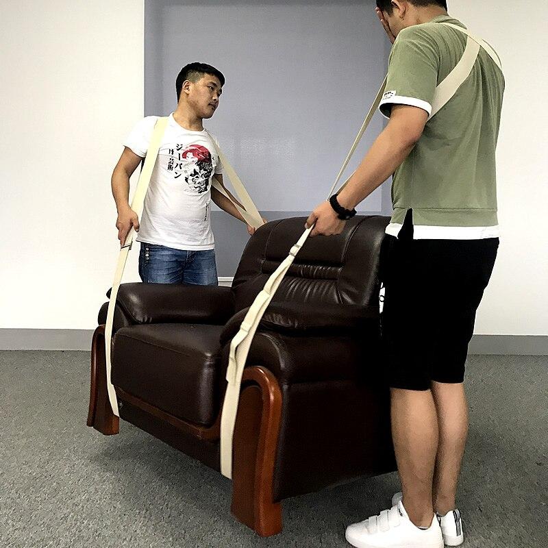 Furniture Moving Belt Loading 250KG 551LBSFurniture Moving Belt Loading 250KG 551LBS