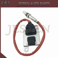 JESBEN Brand New Downstream NOX Sensor 13628589844 fit For BMW E70 328d xDrive 2.0L 2014 2017 X5 3.0L 2009 2013