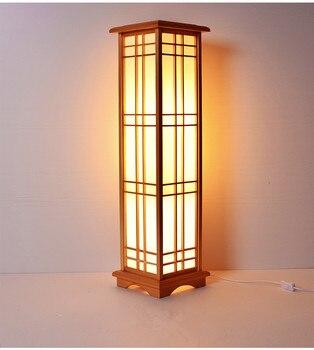 Nostalgische Japanse Vloer Lamp 4
