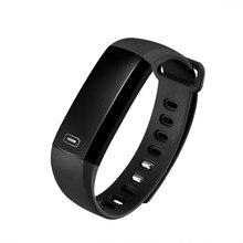 Smartch M2 smart Сердечного ритма кровяного давления Пульс Метр Браслет фитнес-часы smartband для IOS Android PK Mi band2