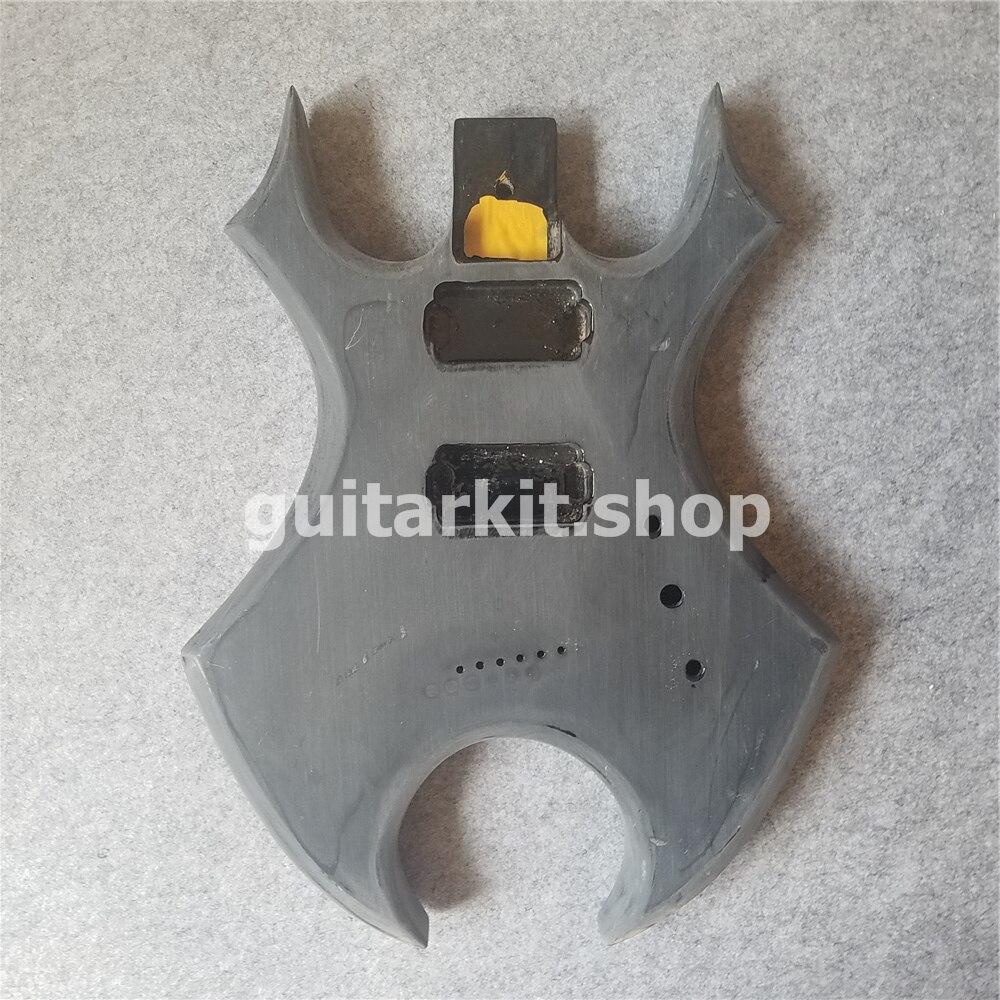 Diy Electric Guitar Body Audacious Afanti Music Diy Guitar Skillful Manufacture g139